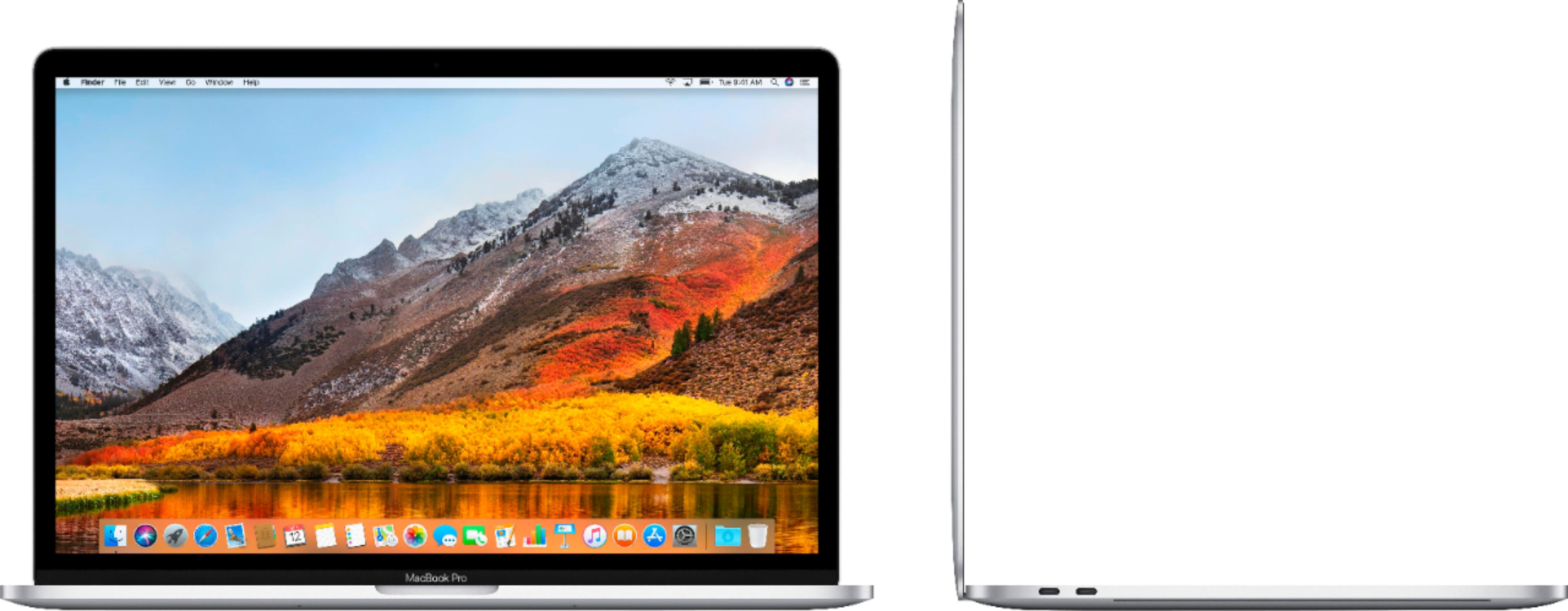 "Alt View Zoom 11. Apple - MacBook Air® - 13.3"" Display - Intel Core i5 - 8GB Memory - 512GB Solid State Drive - Silver."
