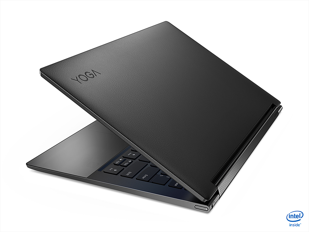 """Alt View Zoom 1. Lenovo - Yoga 9i 14 2-in-1 14"""" Touch-Screen Laptop - Intel Core i7 - 8GB Memory - 256GB SSD - Shadow Black."""