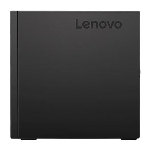 Angle Standard. Lenovo - ThinkCentre M720q Desktop - Intel Core i5 - 8GB Memory - 256GB Solid State Drive - Black.