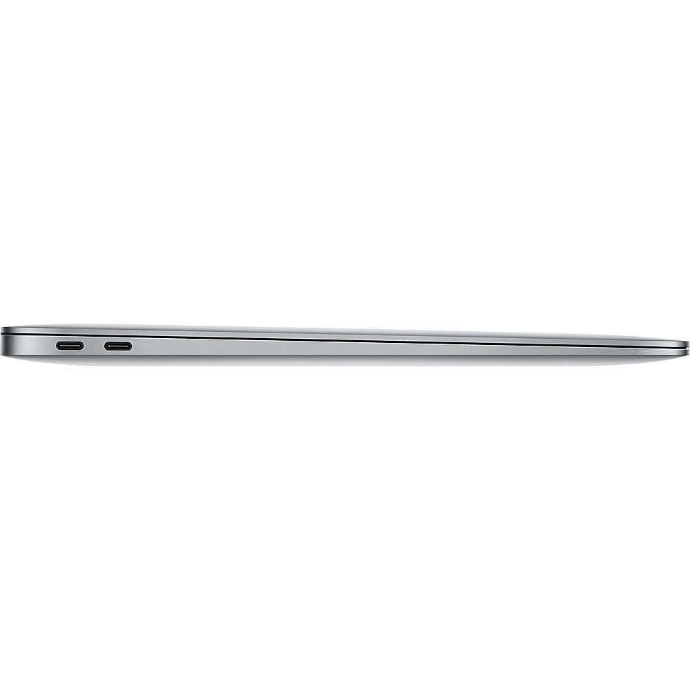 """Angle Zoom. Apple - MacBook Air - 13.3"""" Pre-Owned - Intel Core i5 - 8GB Memory - 128GB Solid State Drive - Space Gray."""
