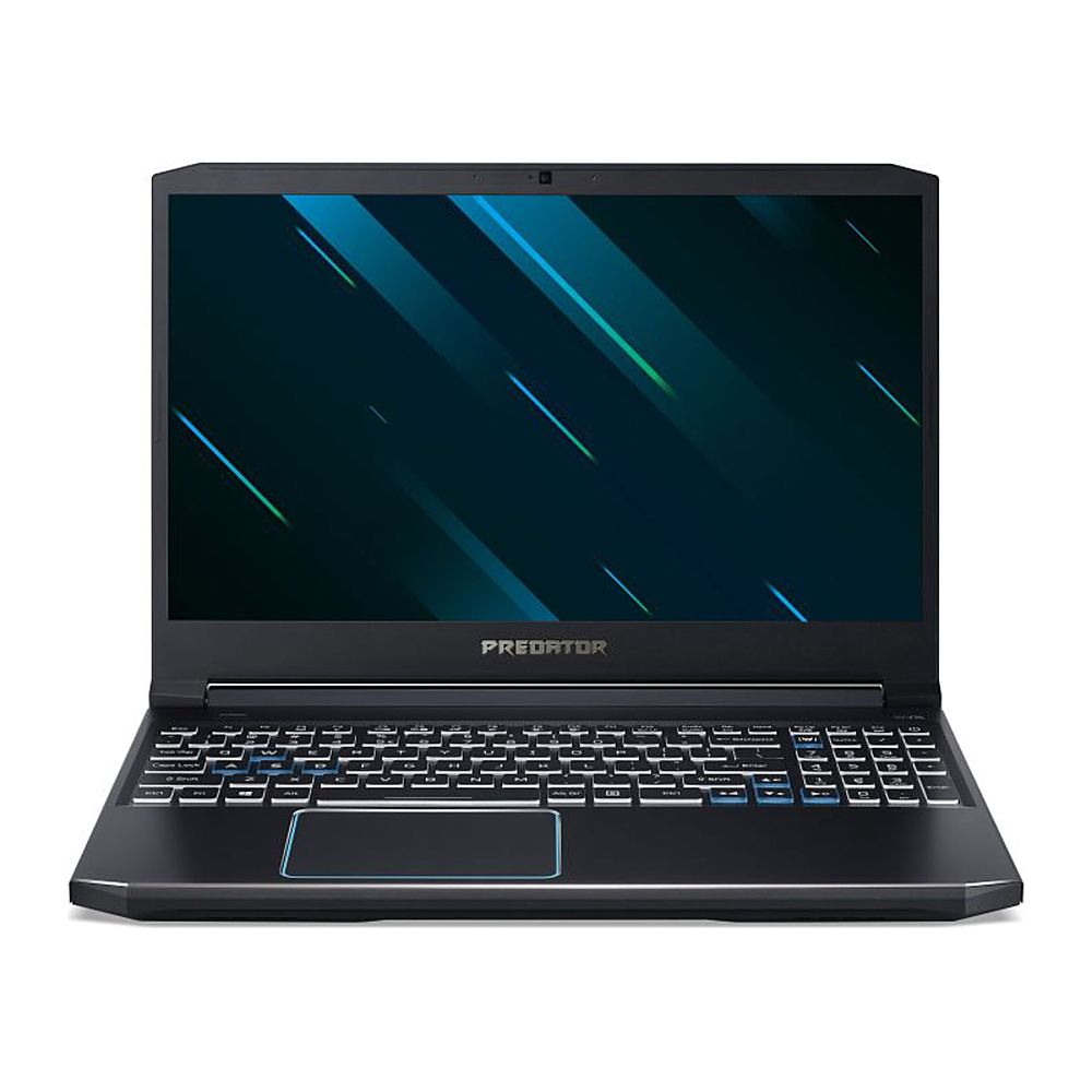 """Front Zoom. Acer - Predator Helios 300 15.6"""" Refurbished Gaming Laptop - Intel Core i5 9300H - 8GB Memory - 512GB Solid State Drive."""