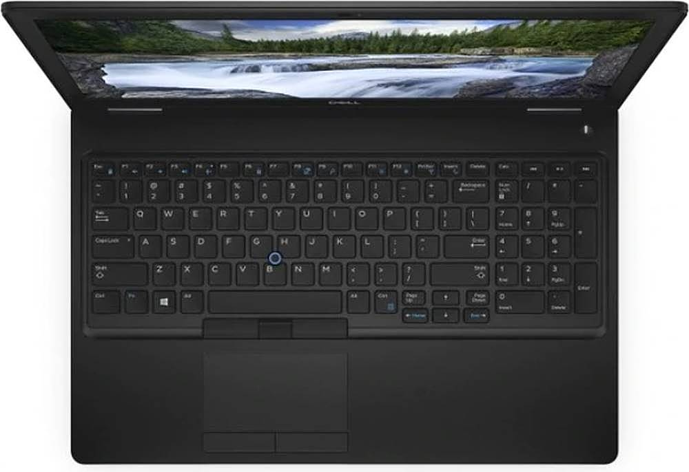 """Alt View Zoom 11. Dell - Refurbished Latitude 5590 15.6"""" Laptop - Intel Core i5 - 16GB Memory - 512GB Solid State Drive."""