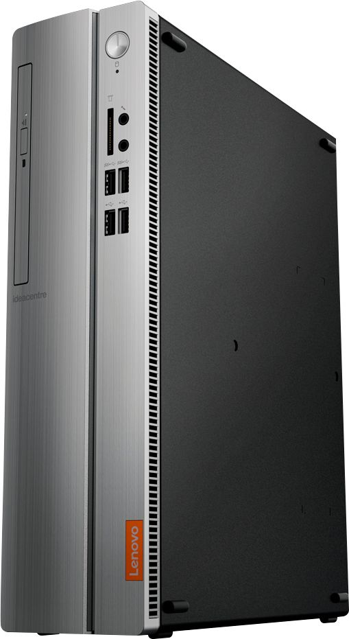 Left Zoom. Lenovo - IdeaCentre 310S Desktop - AMD A9-Series - 4GB Memory - 1TB Hard Drive - Silver.