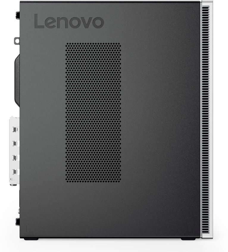 Alt View Zoom 13. Lenovo - IdeaCentre 310S Desktop - AMD A9-Series - 4GB Memory - 1TB Hard Drive - Silver.