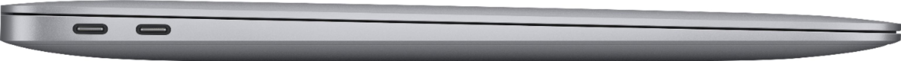 """Alt View Zoom 14. MacBook Air 13.3"""" Laptop - Apple M1 chip - 8GB Memory - 256GB SSD (Latest Model) - Space Gray."""