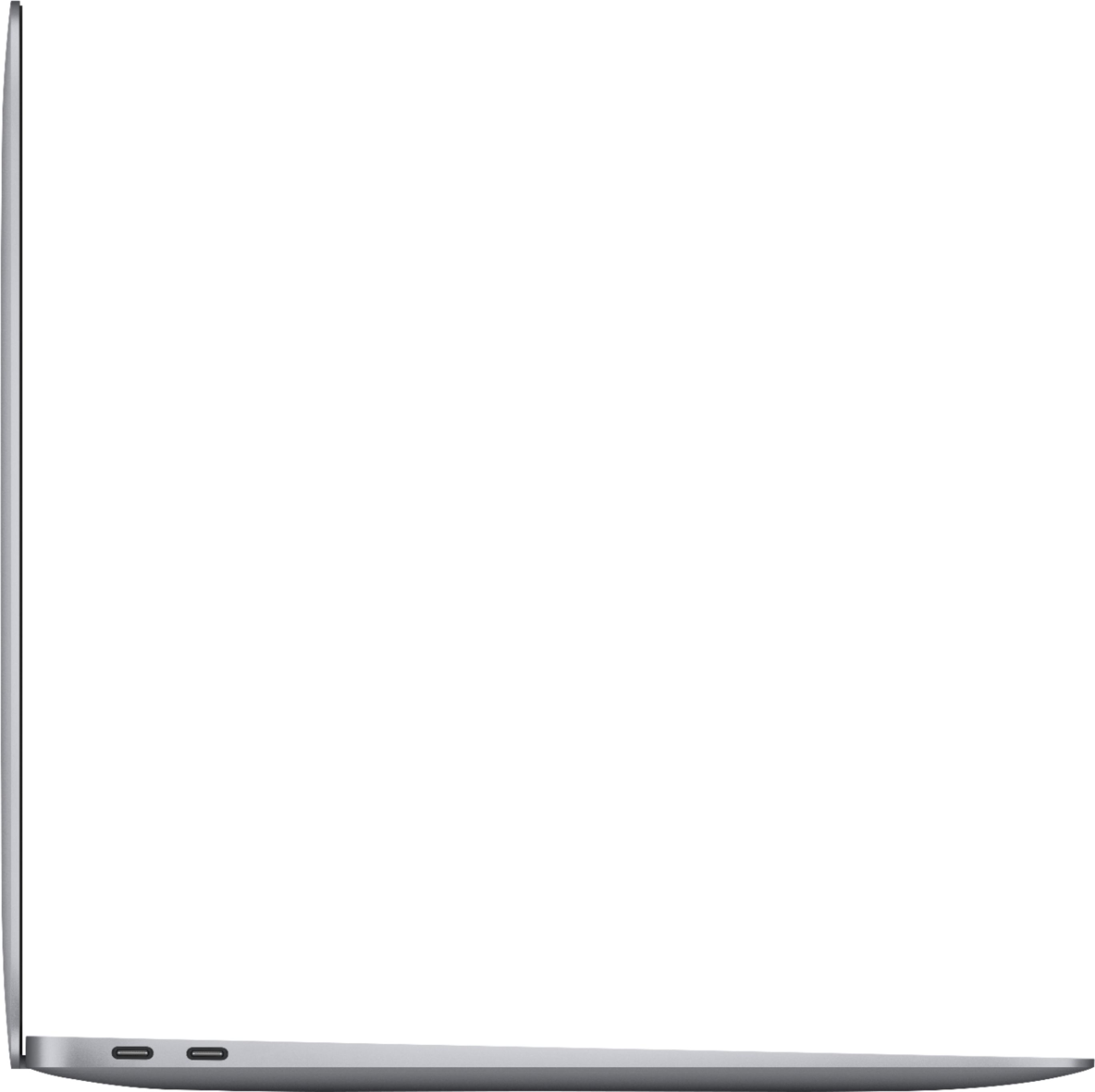 """Alt View Zoom 13. MacBook Air 13.3"""" Laptop - Apple M1 chip - 8GB Memory - 256GB SSD (Latest Model) - Space Gray."""
