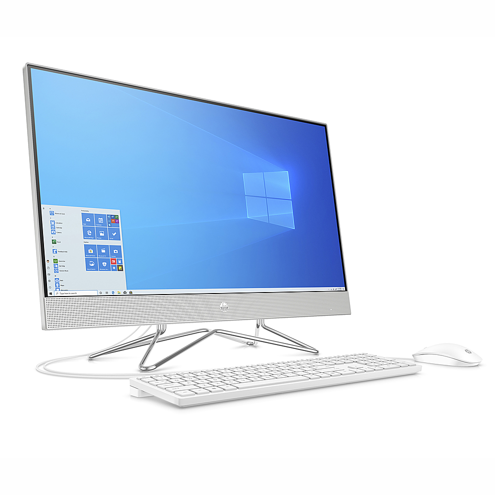 """Alt View Zoom 3. HP - 27"""" Touch-Screen All - In- One - Intel Core i5-1035G1 - 12GB - 512GB SSD."""