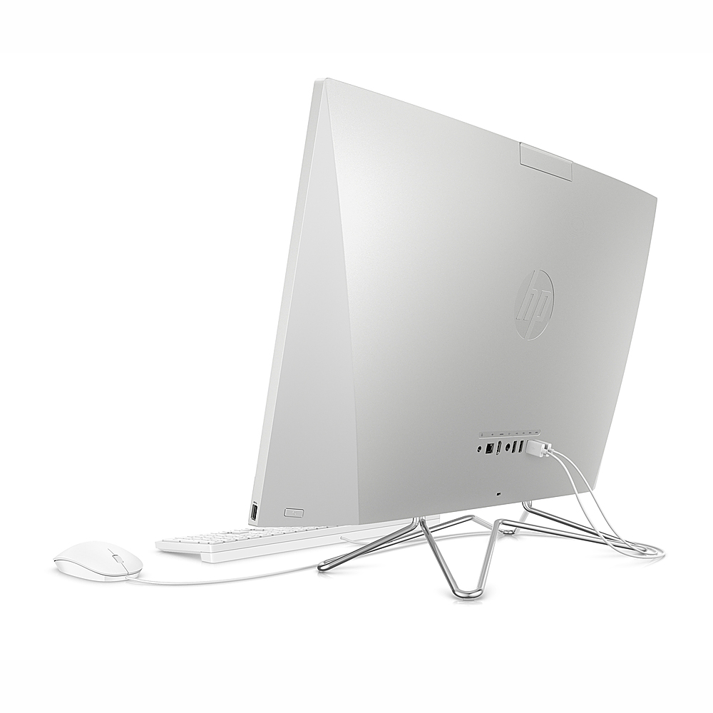 """Back Zoom. HP - 27"""" Touch-Screen All - In- One - Intel Core i5-1035G1 - 12GB - 512GB SSD."""