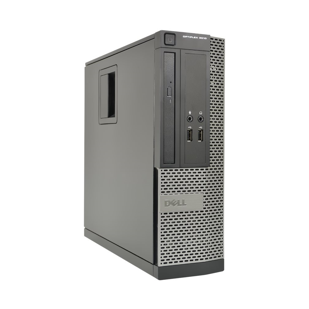 Left Zoom. Dell - Refurbished OptiPlex Desktop - Intel Core i5 - 4GB Memory - 250GB Hard Drive - Black.