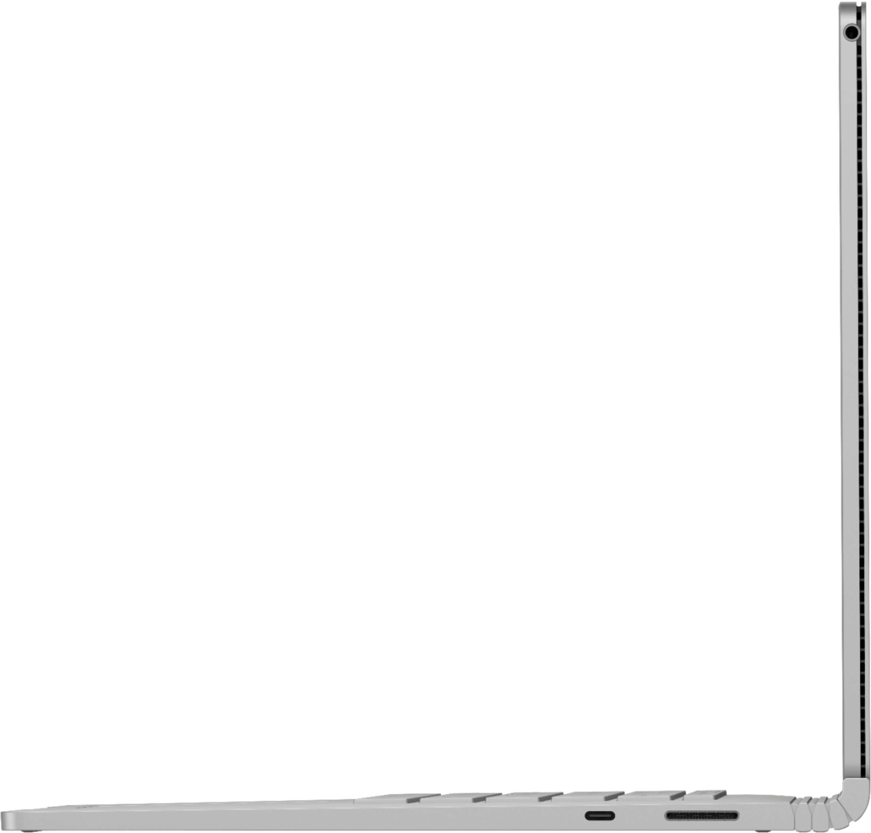 """Alt View Zoom 13. Microsoft - Surface Book 3 13.5"""" Touch-Screen PixelSense™ - 2-in-1 Laptop - Intel Core i7 - 16GB Memory - 256GB SSD - Platinum."""