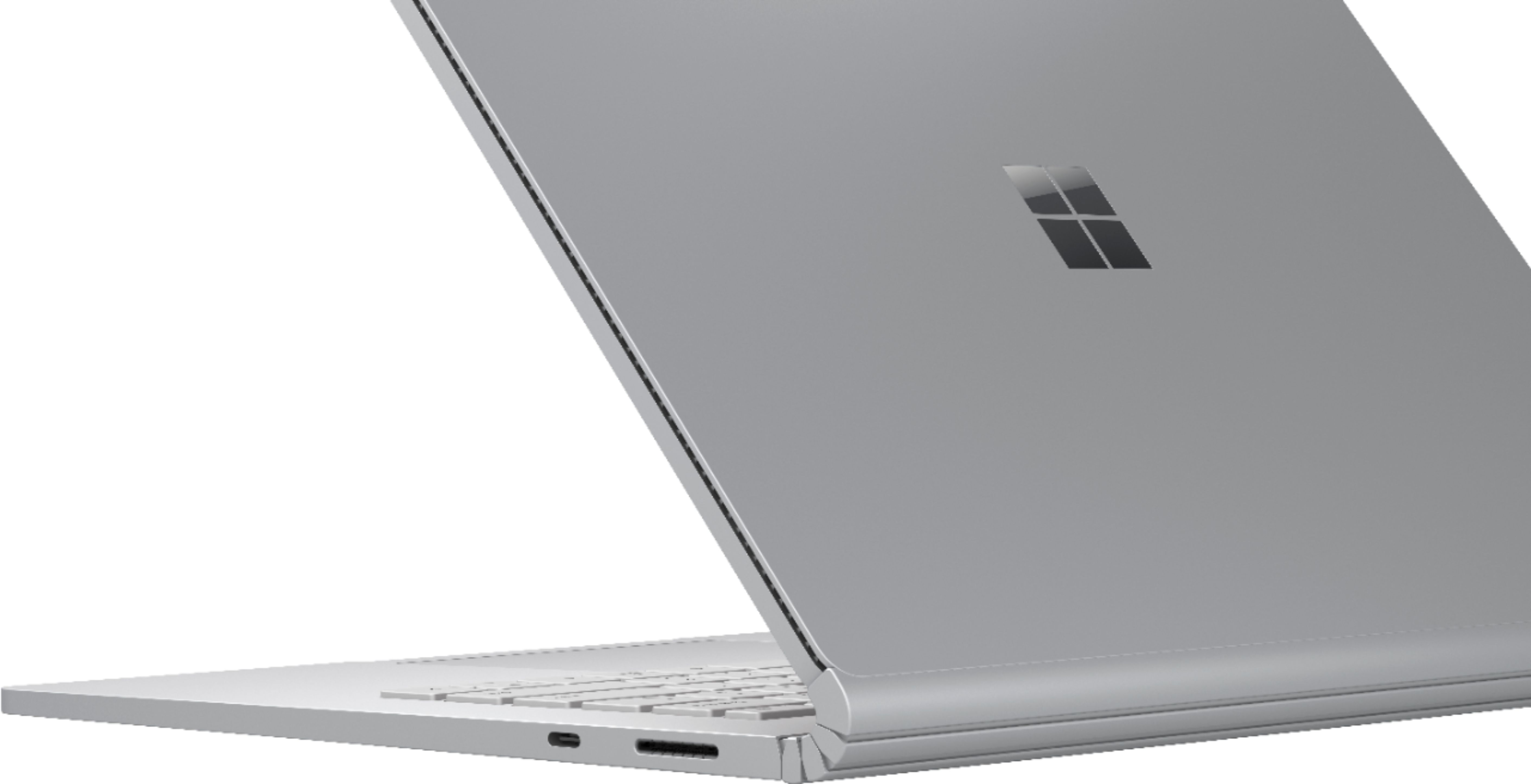 """Alt View Zoom 12. Microsoft - Surface Book 3 13.5"""" Touch-Screen PixelSense™ - 2-in-1 Laptop - Intel Core i7 - 16GB Memory - 256GB SSD - Platinum."""