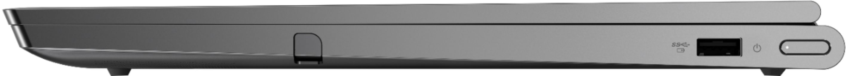 """Alt View Zoom 4. Lenovo - Yoga C940 2-in-1 15.6"""" Touch-Screen Laptop - Intel Core i7 - 16GB Memory - NVIDIA GeForce GTX 1650 - 512GB SSD - Iron Gray."""