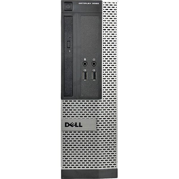 Front Zoom. Dell - OptiPlex Desktop - Intel Core i5 - 8GB Memory - 500GB Hard Drive - Pre-Owned - Black.