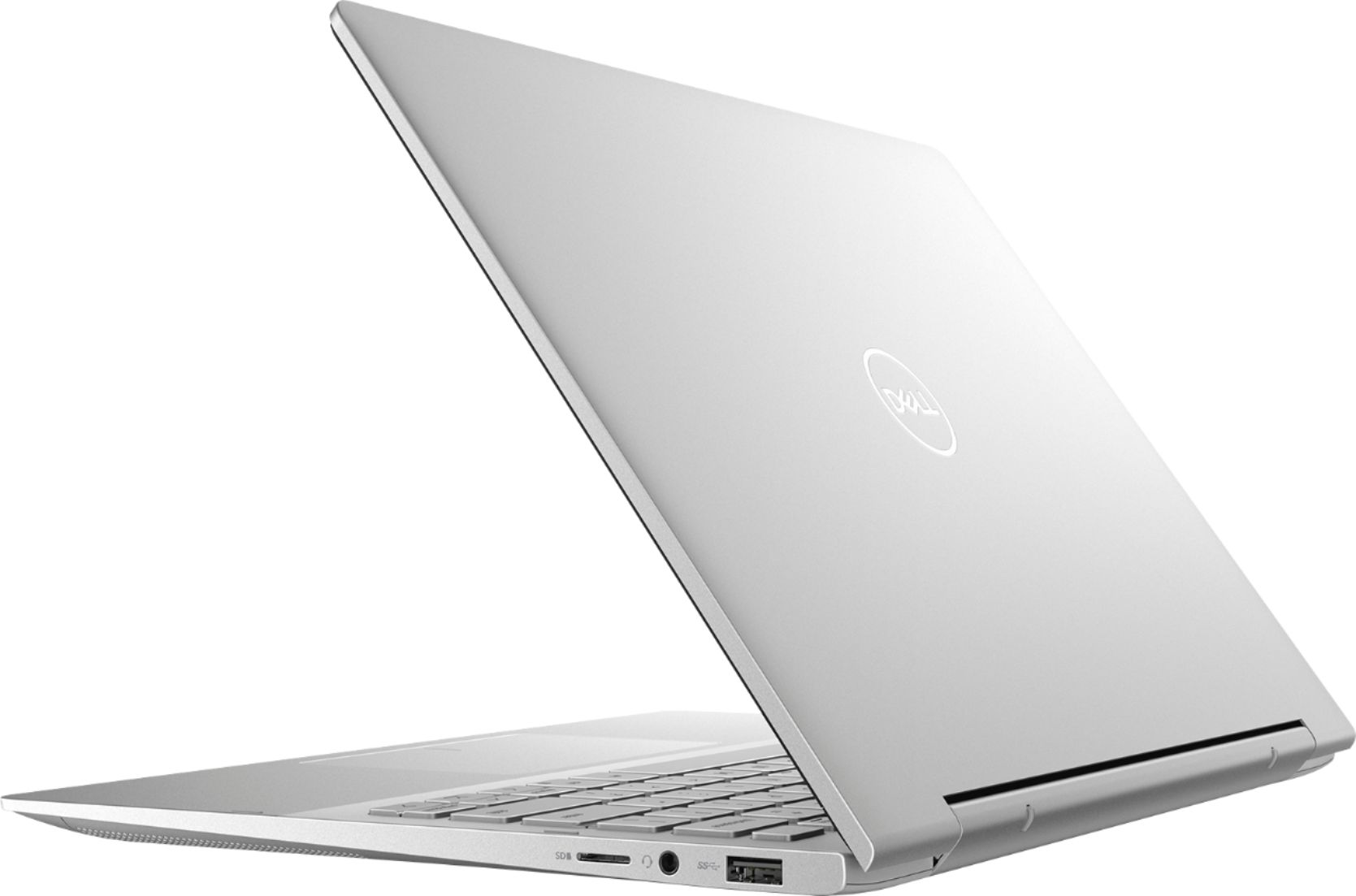 """Alt View Zoom 1. Dell - Inspiron 17.3"""" 7000 2-in-1 Touch-Screen Laptop - Intel Core i7 - 16GB Memory - GeForce MX250 - 512GB SSD + 32GB Optane - Silver."""