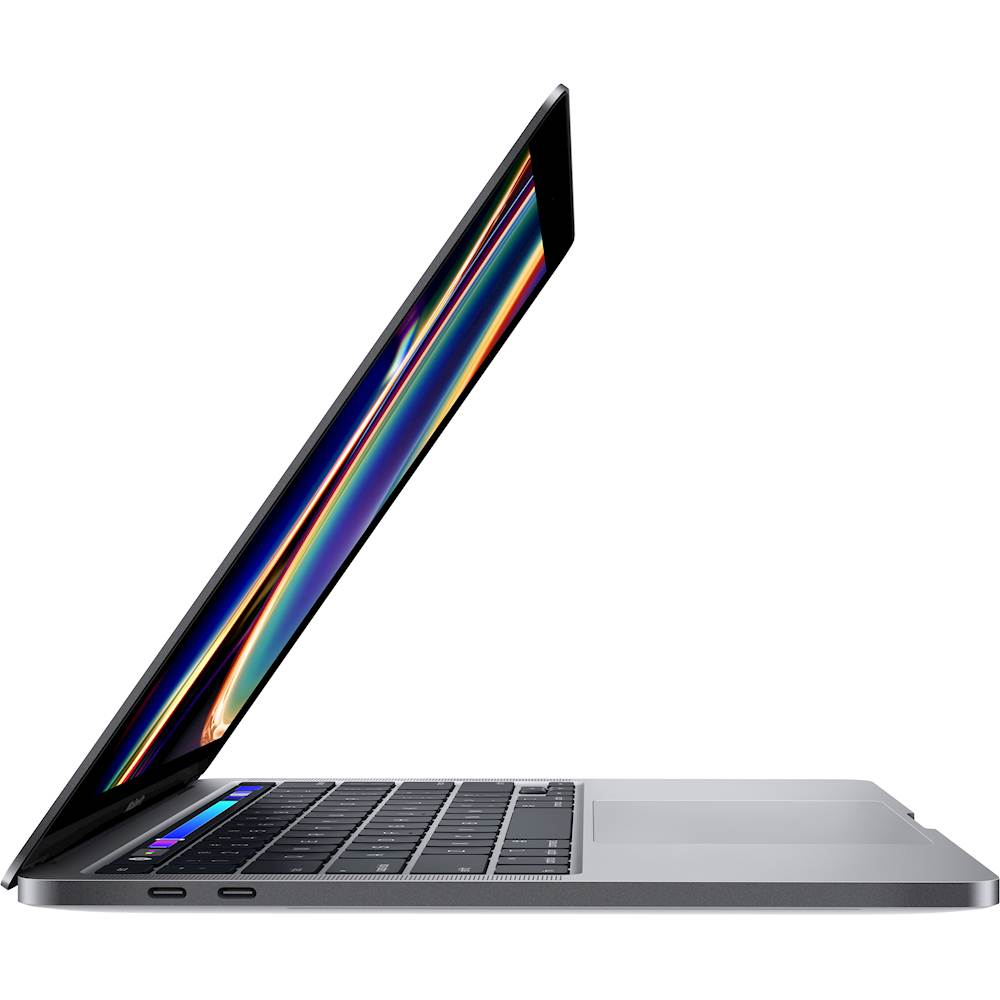 """Alt View Zoom 11. Apple - MacBook Pro - 13"""" Display with Touch Bar - Intel Core i7 - 16GB Memory - 1TB SSD - Space Gray."""