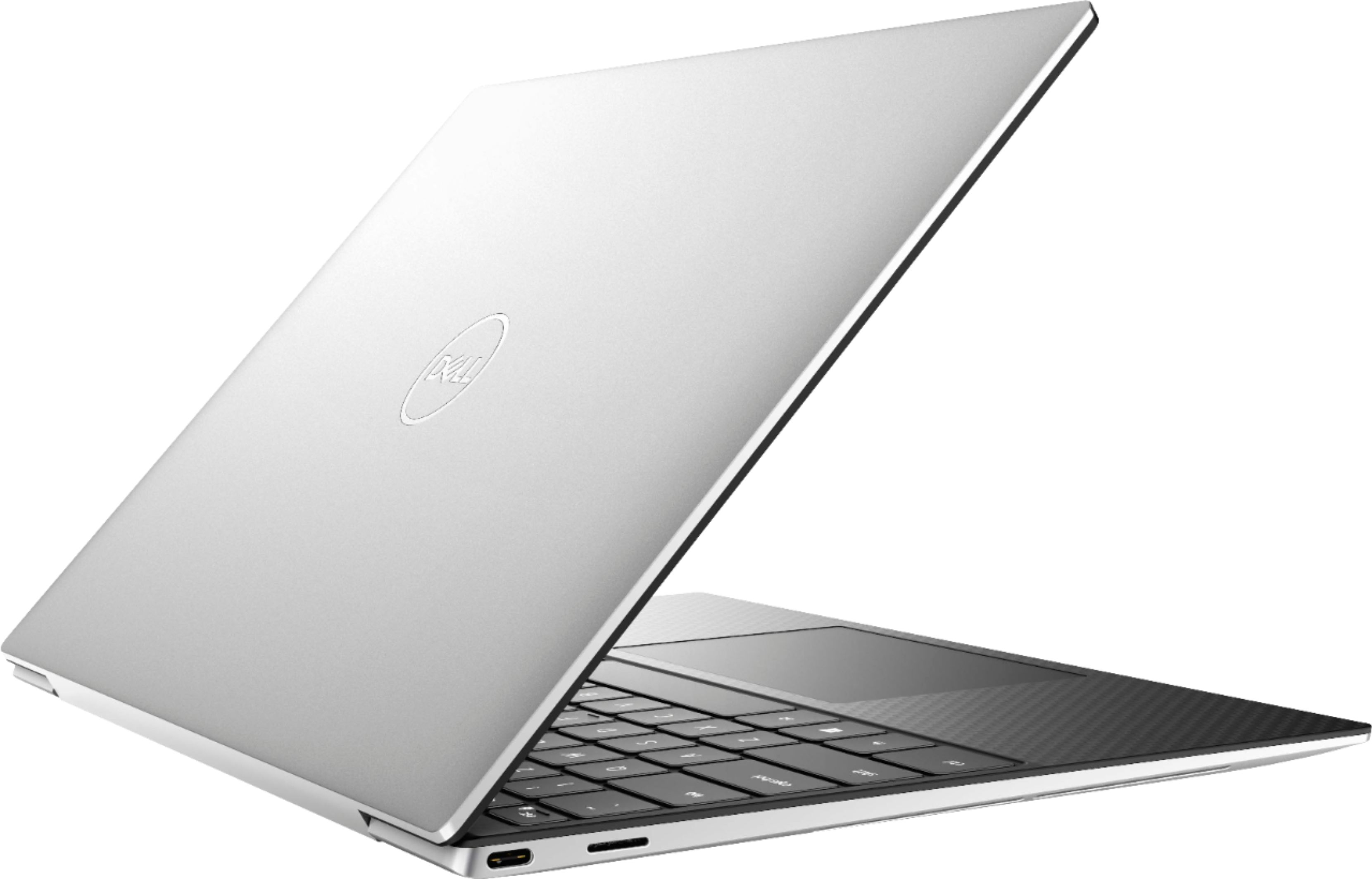 """Alt View Zoom 1. Dell - XPS 13.4"""" FHD+ Touch Laptop - Engineered for Mobile Performance - Intel Core i7 - 8GB Memory - 512GB SSD - Platinum Silver."""