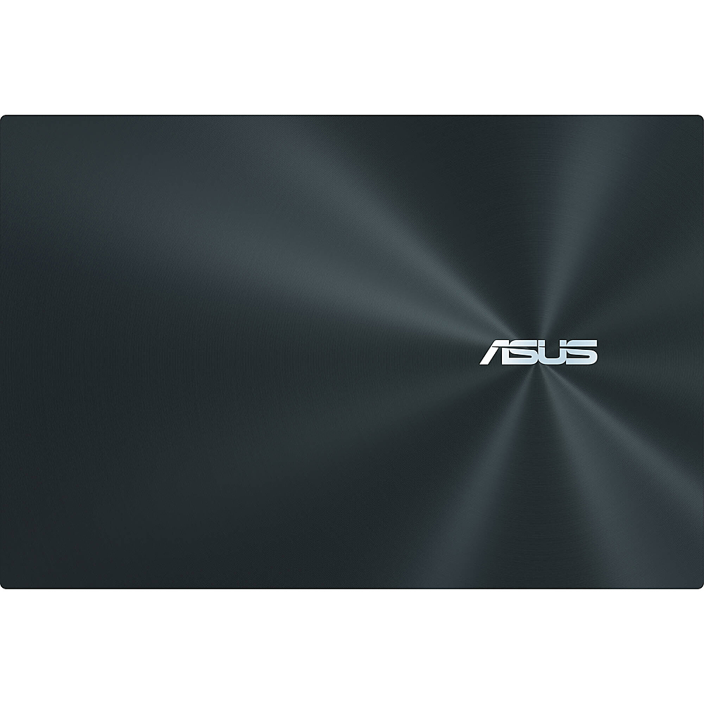 """Alt View Zoom 3. Asus - 14"""" ZenBook Duo Touch Laptop - i7 8GB 512GB - Celestial Blue."""