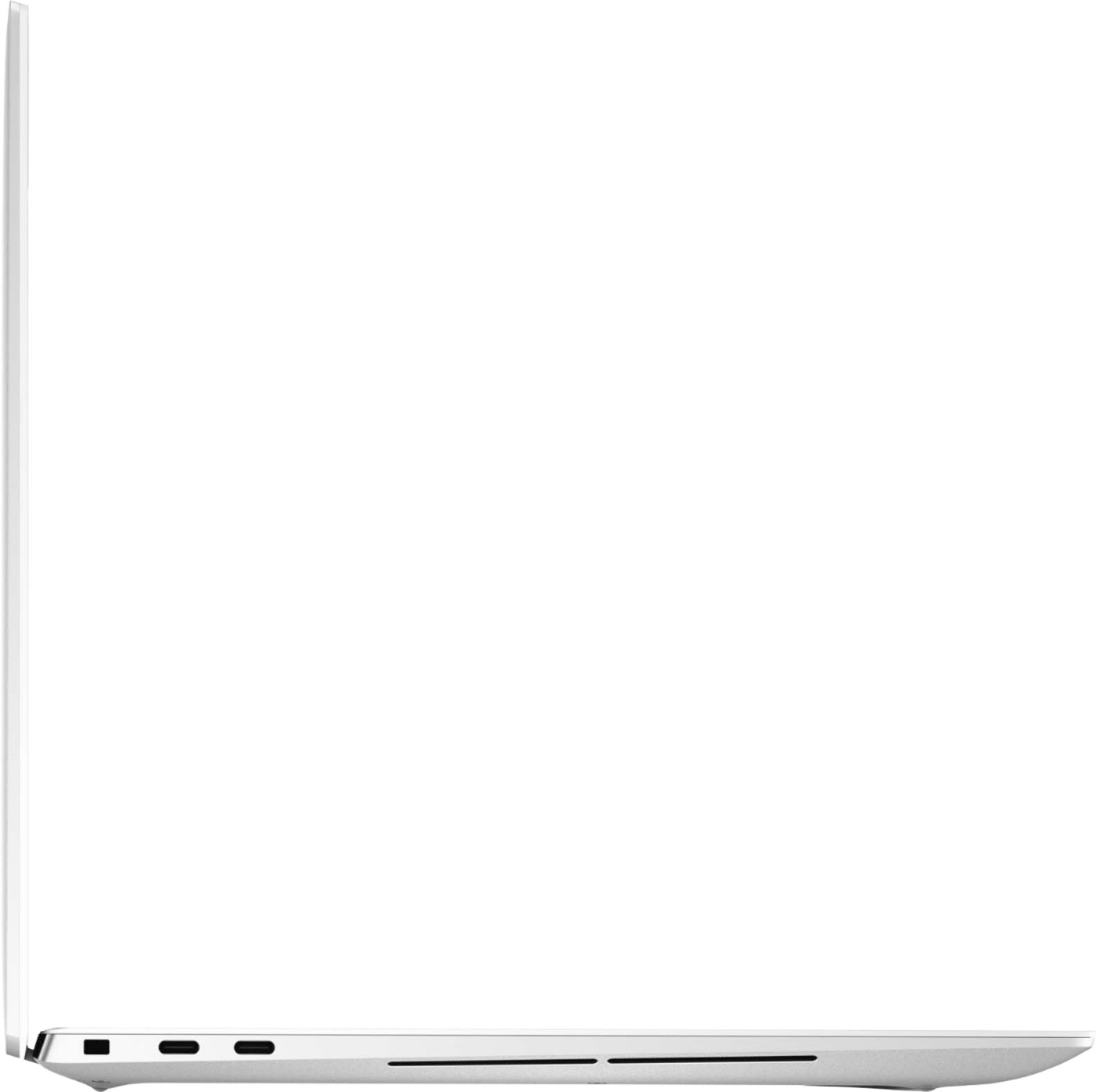 """Alt View Zoom 3. Dell - XPS 15.6"""" UHD+ Touch Laptop - Intel Core i7 - 16GB Memory - 512GB SSD - NVIDIA GeForce GTX 1650 Ti - White."""