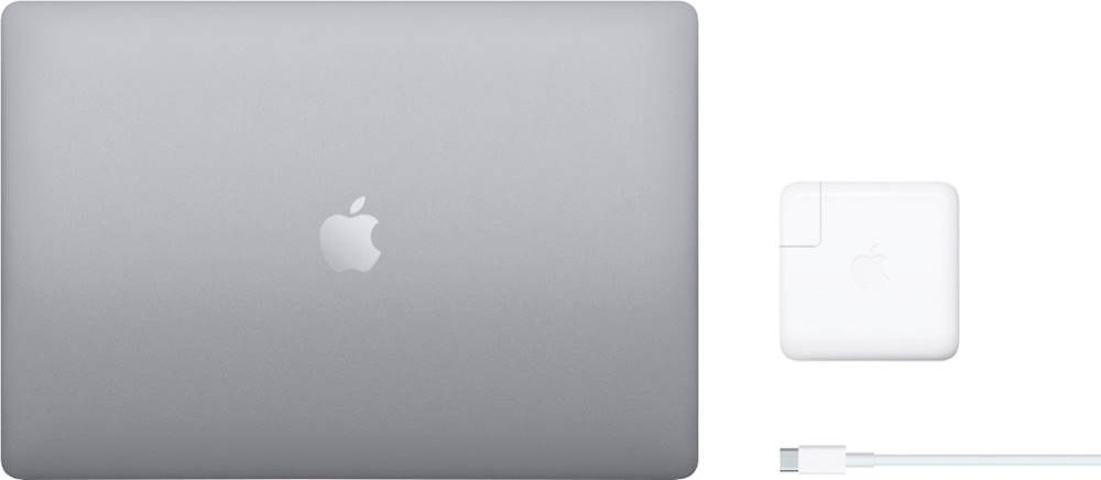"""Alt View Zoom 15. Apple - MacBook Pro 16"""" Display with Touch Bar - Intel Core i7 - 32GB Memory - 1TB SSD - Space Gray."""