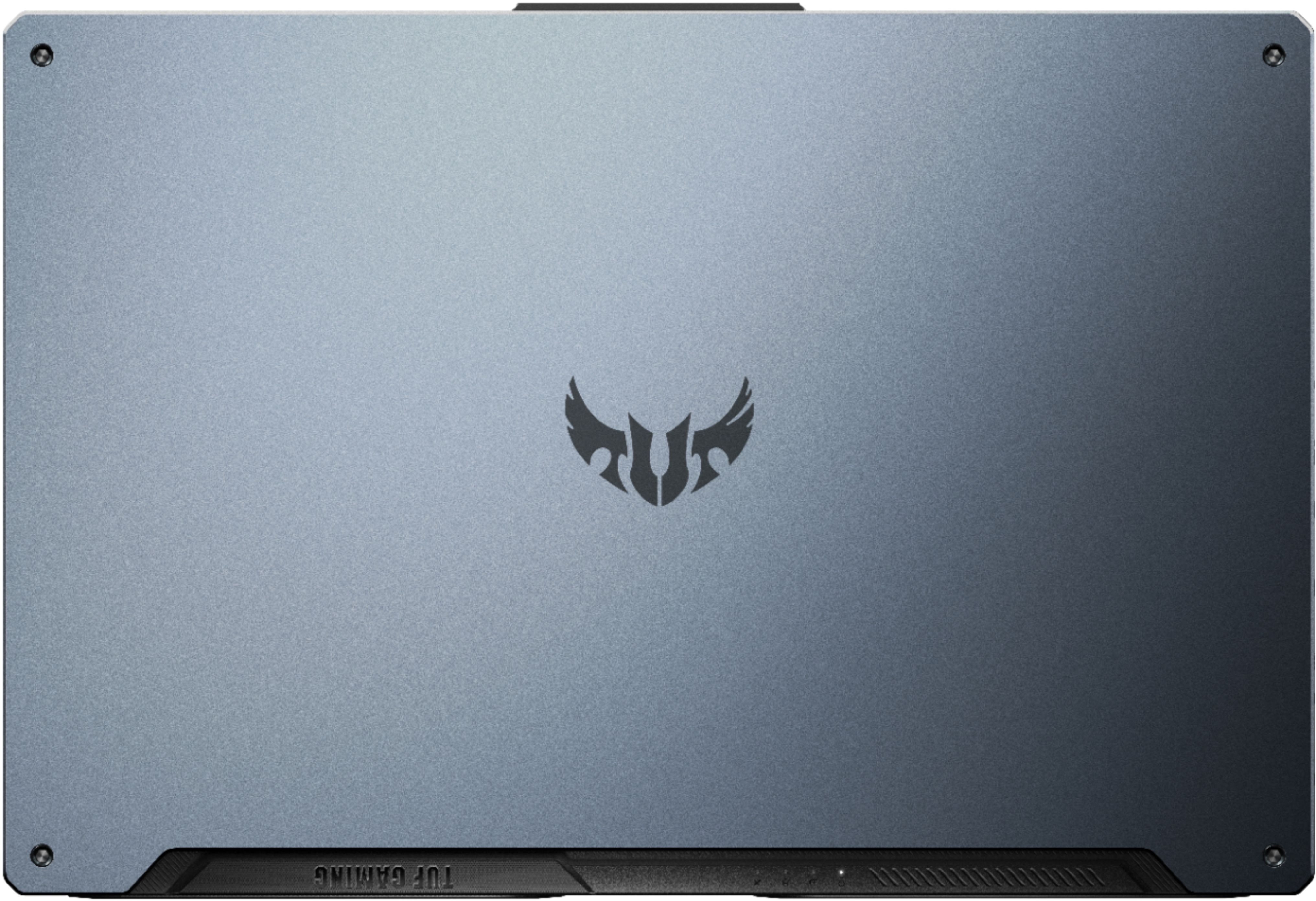 """Alt View Zoom 3. ASUS - TUF 17.3"""" Gaming Notebook - AMD Ryzen 7 4800H 16GB Memory - NVIDIA GeForce GTX 1660Ti - 1TB Solid State Drive - Fortress Gray."""