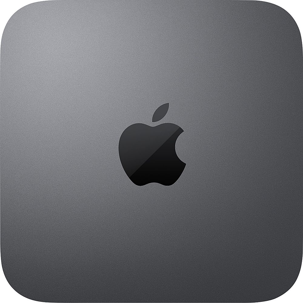 Alt View Zoom 2. Apple - Mac mini Desktop - Intel Core i7 - 8GB Memory - 256GB Solid State Drive - Space Gray.
