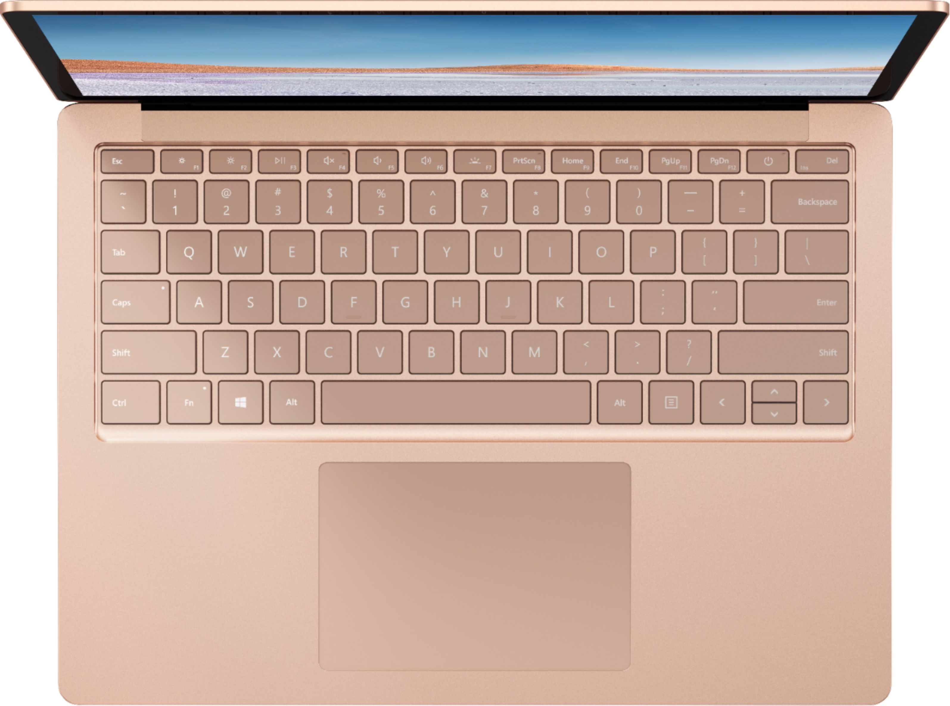 """Alt View Zoom 12. Microsoft - Surface Laptop 3 - 13.5"""" Touch-Screen - Intel Core i7 - 16GB Memory - 512GB Solid State Drive (Latest Model) - Sandstone."""