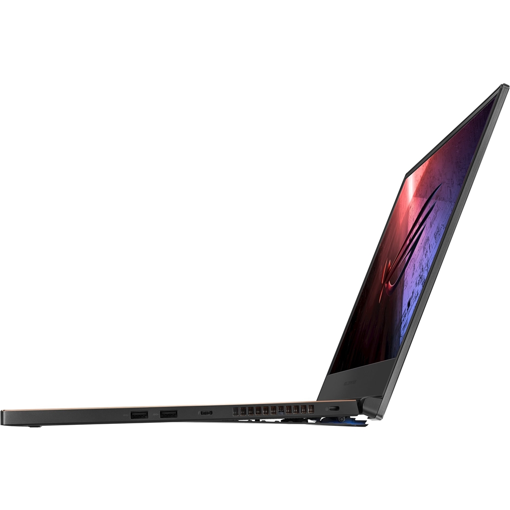 "Alt View Zoom 11. ASUS - ROG Zephyrus S17 17.3"" Laptop - Intel Core i7 - 32GB Memory - NVIDIA GeForce RTX 2080 SUPER - 1TB SSD Wi-Fi 6(Gig+) - Black."