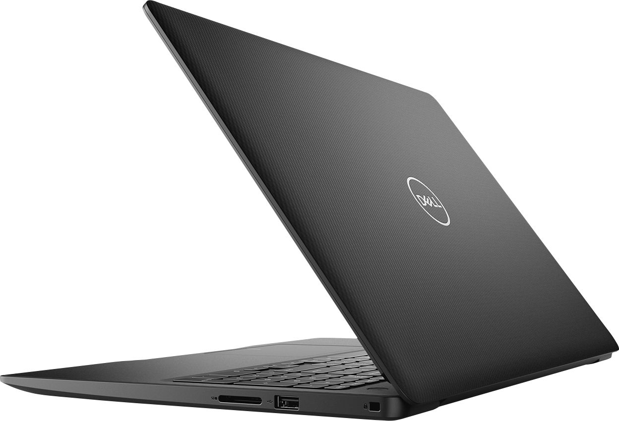 """Alt View Zoom 1. Dell - Inspiron 15.6"""" Touch-Screen Laptop - Intel Core i3 - 8GB Memory - 128GB SSD - Black."""