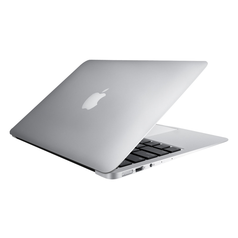 "Left Zoom. Apple - MacBook Air 11.6"" Pre-Owned Laptop - Intel Core i5 - 4GB Memory - 128GB Flash Storage - Silver."