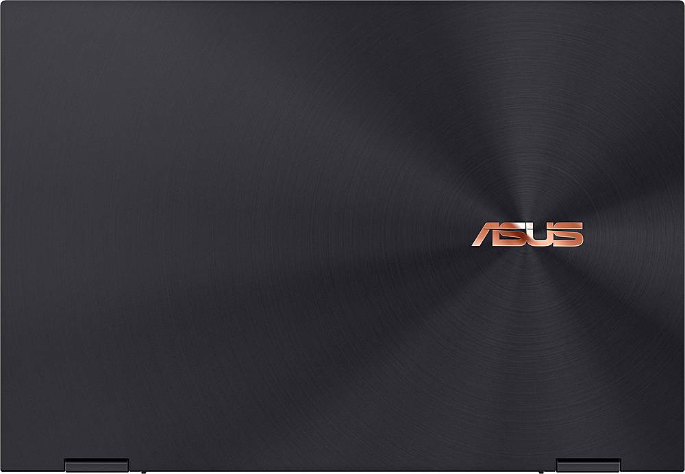 "Alt View Zoom 3. ASUS - ZenBook Flip S 2-in-1 13.3"" 4K Ultra HD Touch-Screen Laptop - Intel Core i7 - 16GB Memory - 1TB Solid State Drive - Jade Black."