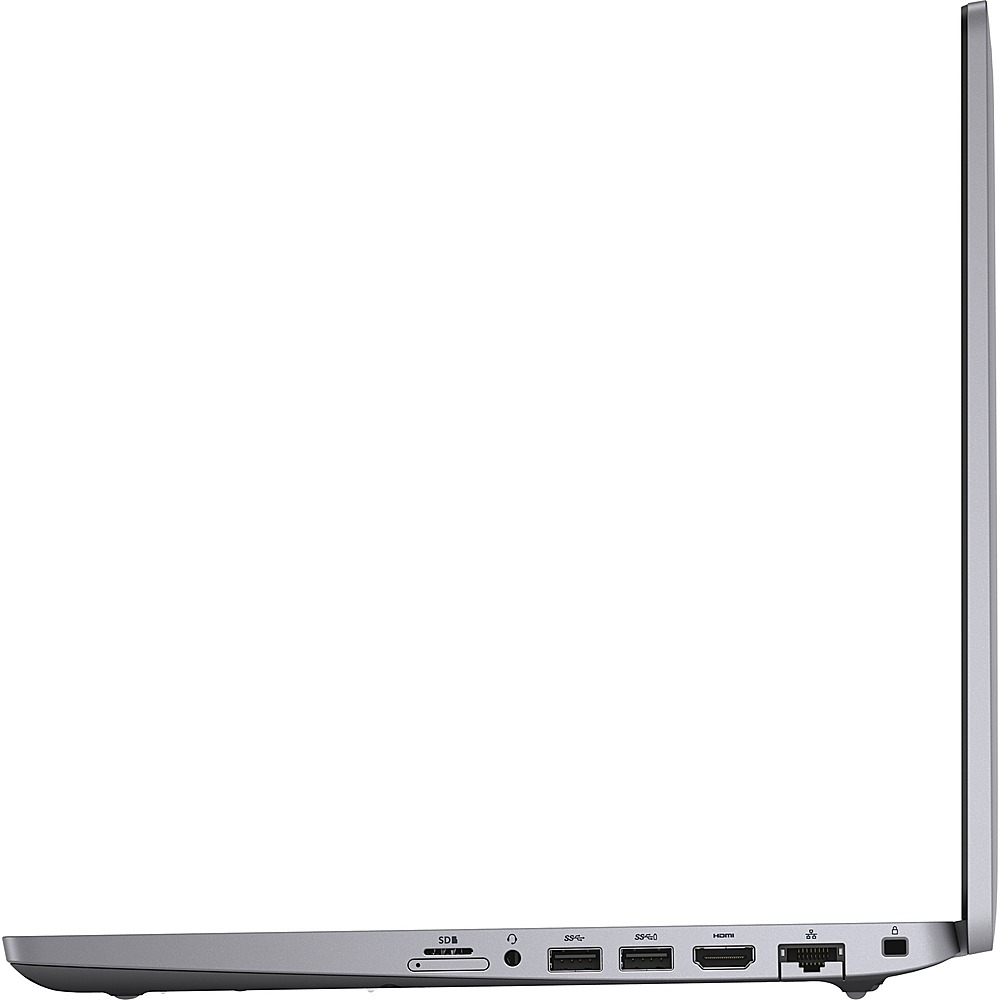 "Alt View Zoom 12. Dell - Latitude 5000 15.6"" Laptop - Intel Core i5 - 8 GB Memory - 256 GB SSD - Gray."