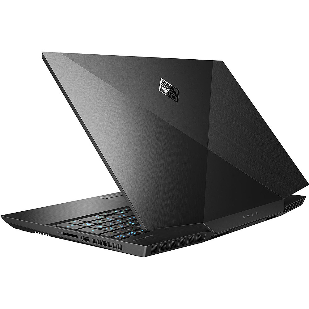 "Alt View Zoom 10. HP OMEN - 15.6"" Gaming Laptop - Intel Core i7 - 8GB Memory - NVIDIA GeForce GTX 1660Ti - 512GB SSD."