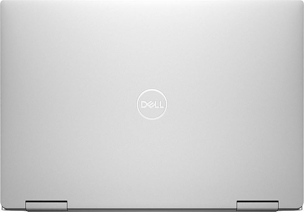 "Alt View Zoom 3. Dell - XPS 2-in-1 13.4"" Touch-Screen Laptop - Intel Core i7 - 8GB Memory - 256GB Solid State Drive - Platinum Silver With Black Interior."