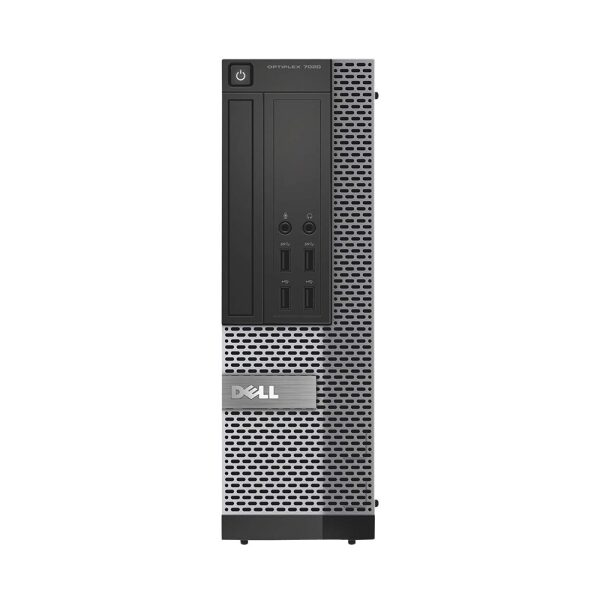 Front Zoom. Dell - Refurbished OptiPlex Desktop - Intel Core i5 - 8GB Memory - 1TB HDD - Black.