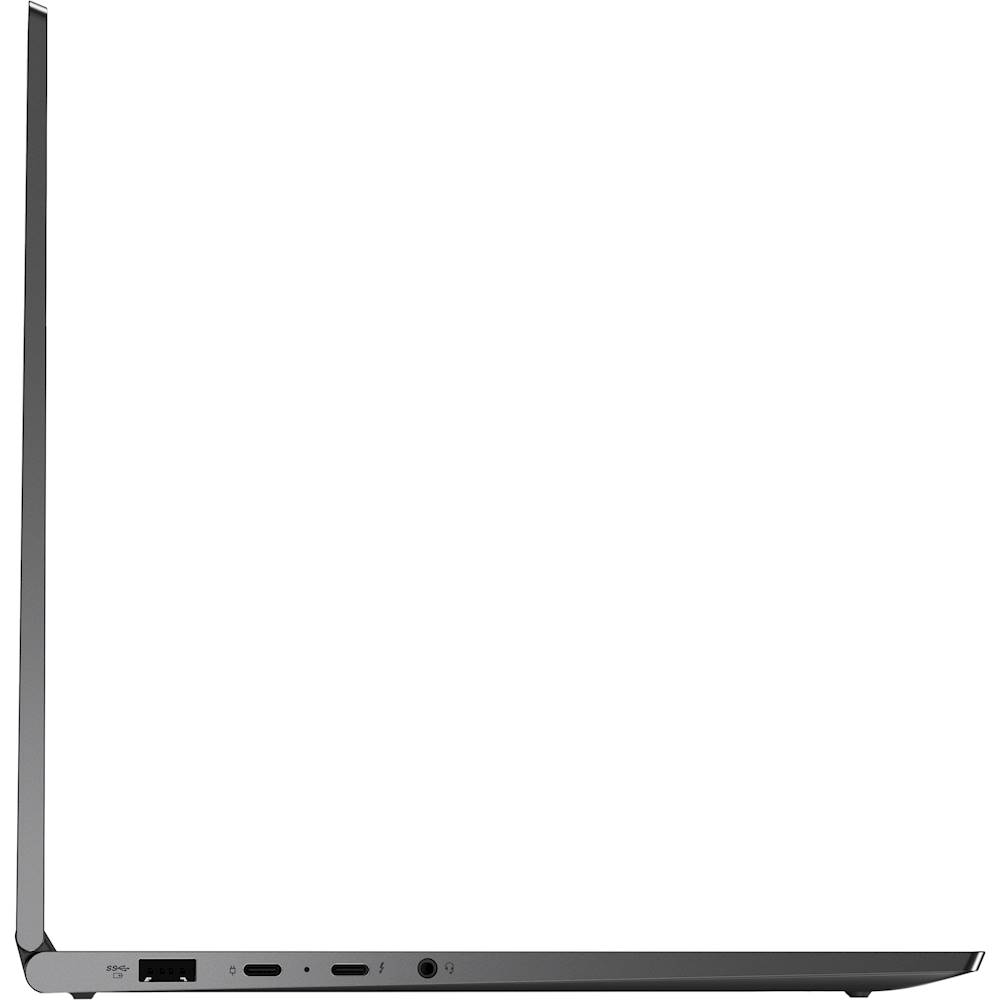 "Alt View Zoom 10. Lenovo - Yoga C940 2-in-1 14"" 4K Ultra HD Touch-Screen Laptop - Intel Core i7 - 16GB Memory - 512GB SSD - Iron Gray."