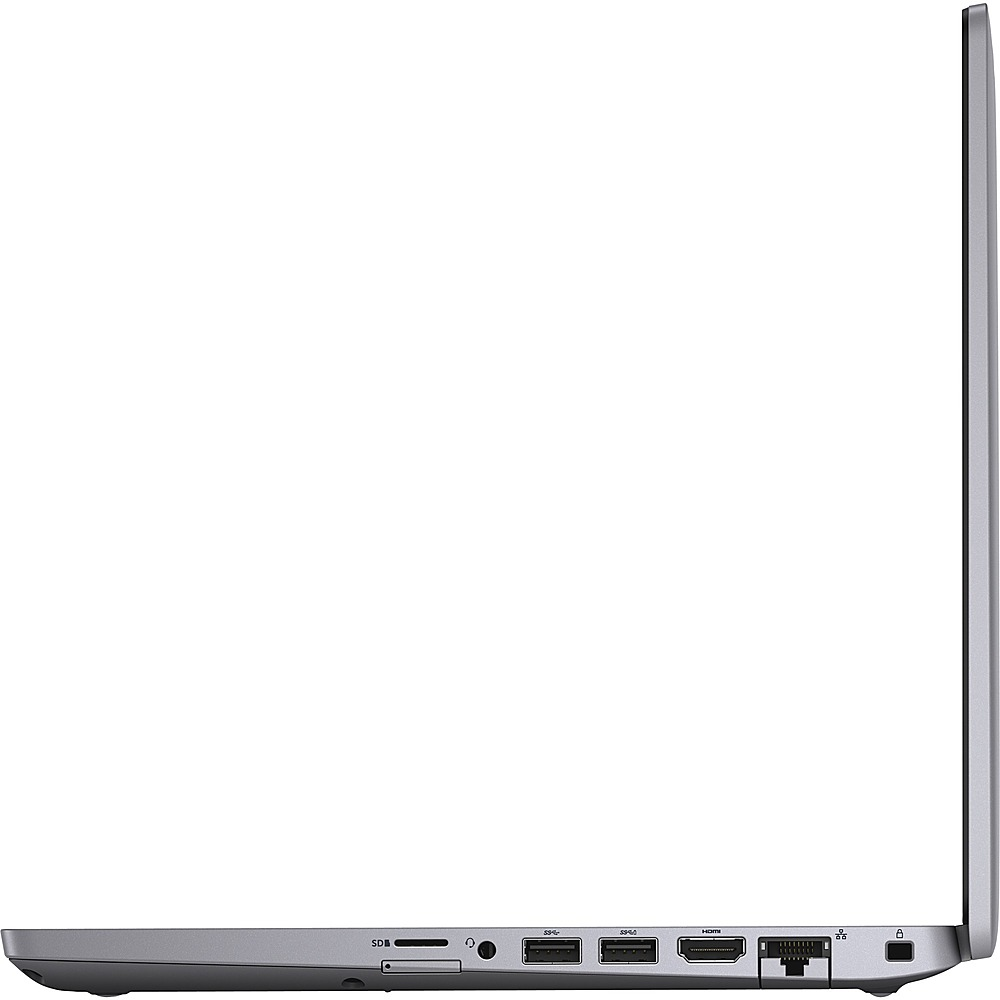 "Alt View Zoom 12. Dell - Latitude 5000 14"" Laptop - Intel Core i5 - 8 GB Memory - 256 GB SSD - Gray."