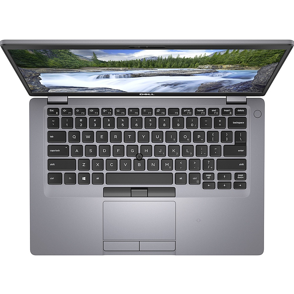 "Alt View Zoom 16. Dell - Latitude 5000 14"" Laptop - Intel Core i5 - 8 GB Memory - 256 GB SSD - Gray."