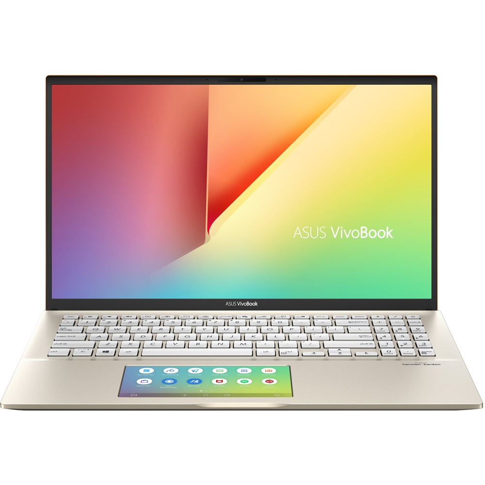 "Front Zoom. ASUS - VivoBook S15 15.6"" Laptop - Intel Core i5 - 8GB Memory - 512GB SSD - Moss Green."