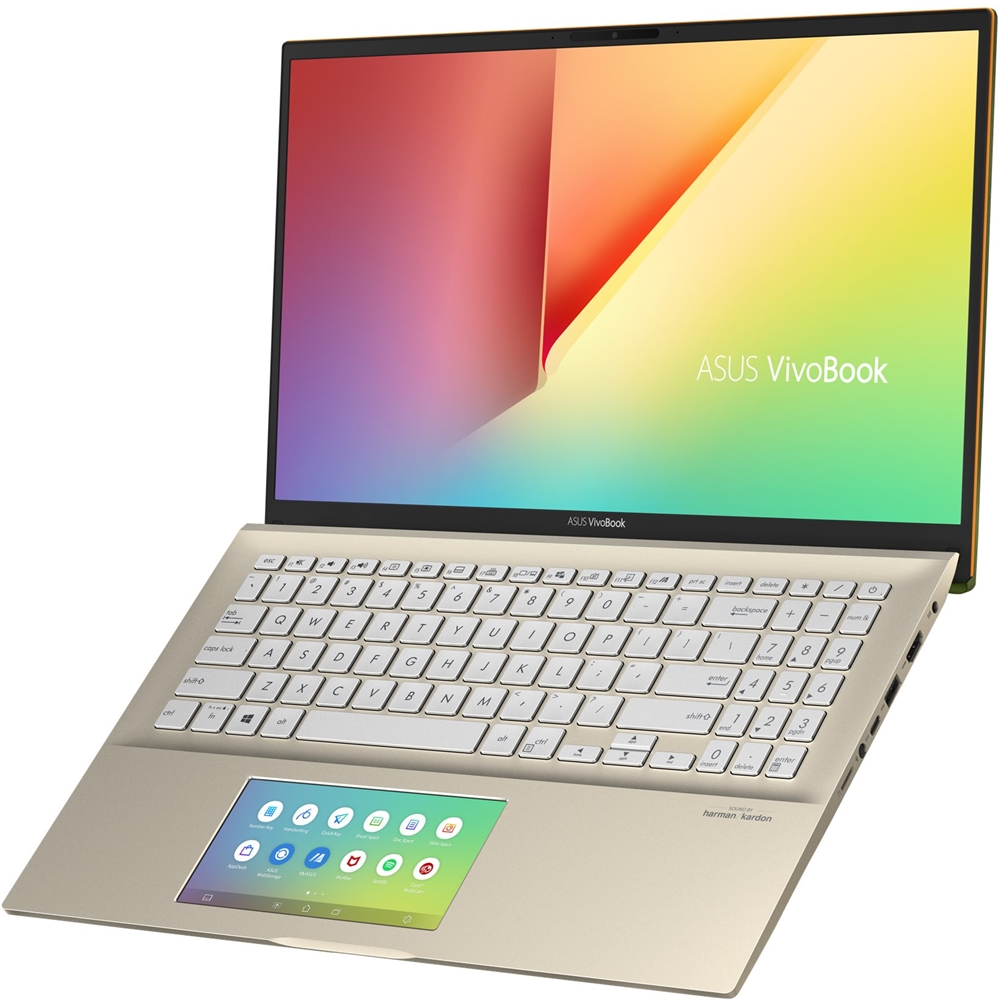 "Alt View Zoom 12. ASUS - VivoBook S15 15.6"" Laptop - Intel Core i5 - 8GB Memory - 512GB SSD - Moss Green."