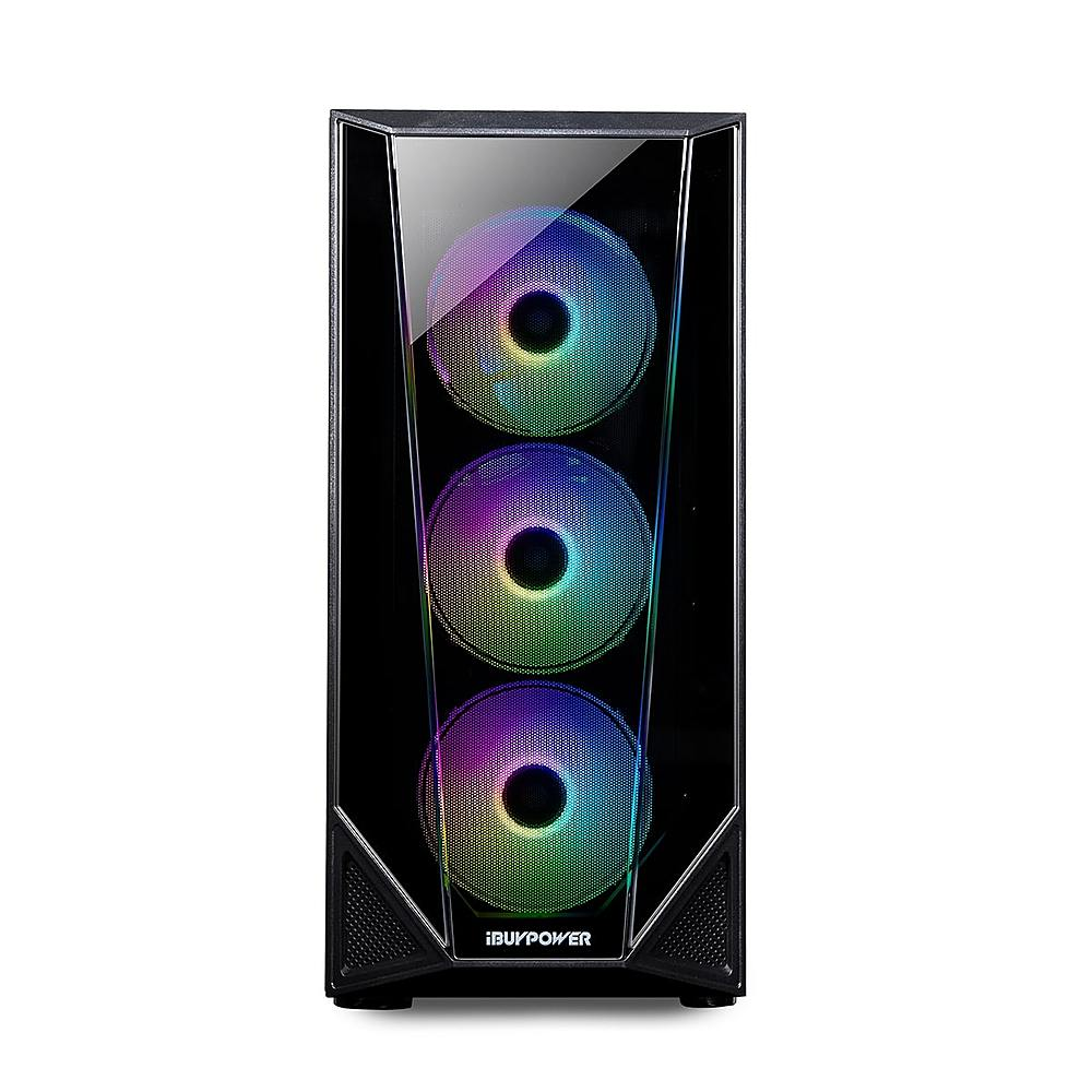Alt View Zoom 4. iBUYPOWER - Trace MR Gaming Desktop - Intel i5-10400F - 8GB Memory - NVIDIA GeForce GTX 1650 4GB - 240GB SSD + 1TB HDD.
