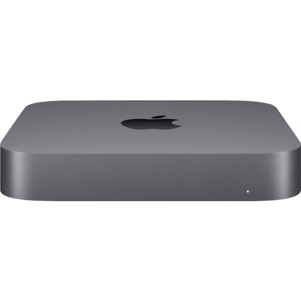 Front Zoom. Apple - Mac mini Desktop - Intel Core i3 - 8GB Memory - 256GB Solid State Drive - Space Gray.