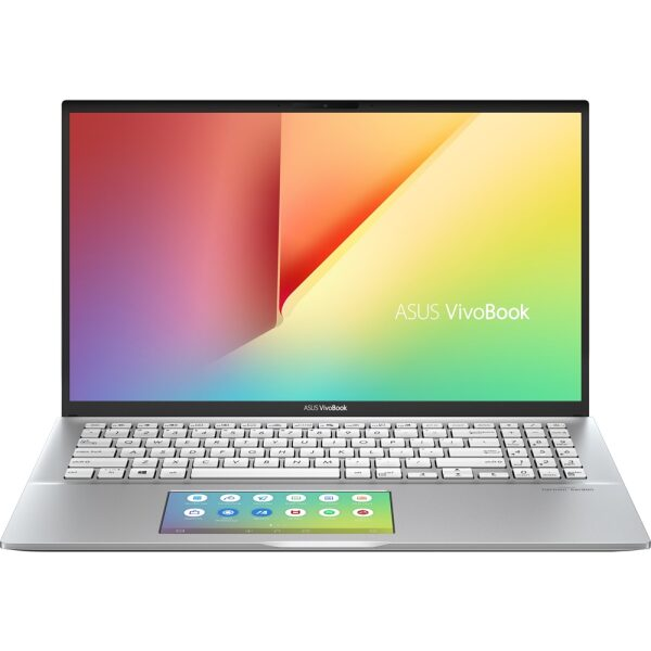 "ASUS - VivoBook S15 15.6"" Laptop - Intel Core i5 - 8GB Memory - 512GB SSD - Transparent Silver"