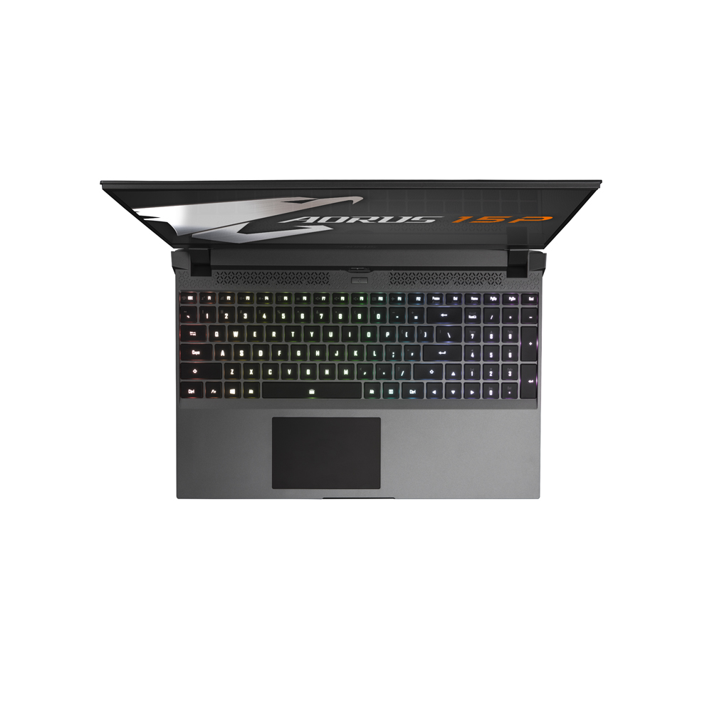 "Angle Zoom. GIGABYTE - 15.6"" FHD Gaming Laptop - Intel Core i7 - 16GB Memory - NVIDIA GeForce RTX 2060 - 512GB SSD."