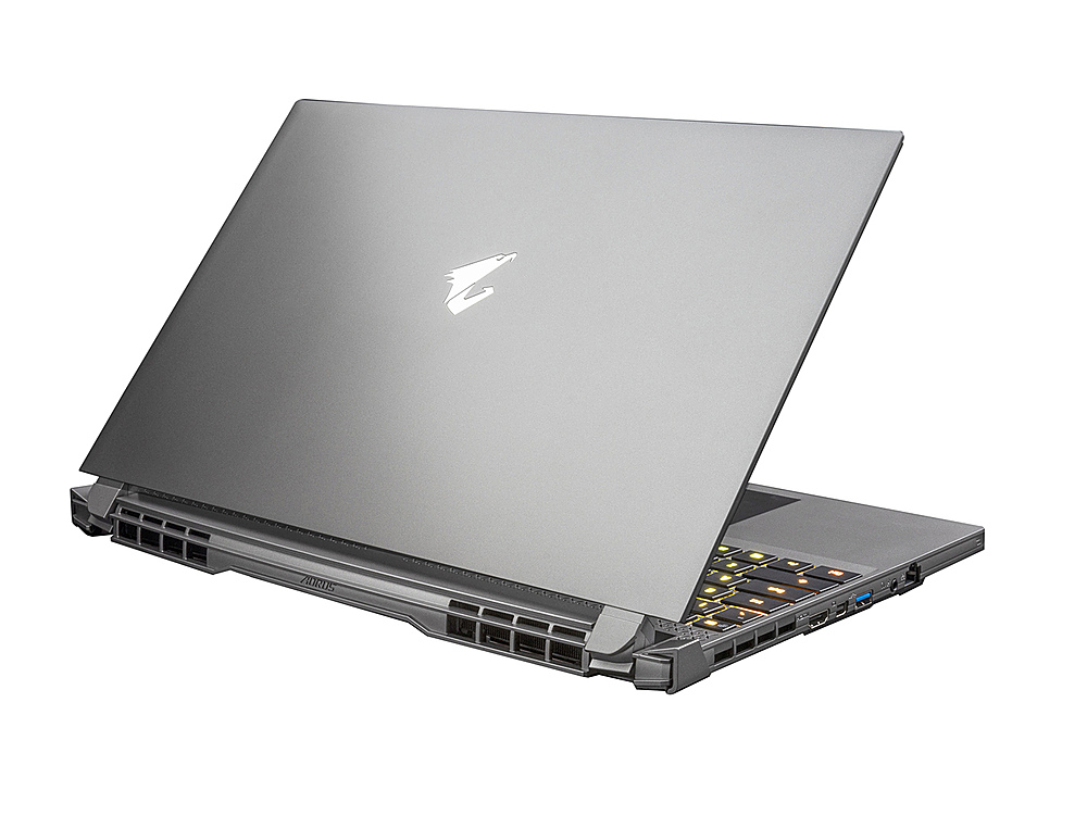 "Alt View Zoom 11. GIGABYTE - 15.6"" FHD Gaming Laptop - Intel Core i7 - 16GB Memory - NVIDIA GeForce RTX 2060 - 512GB SSD."