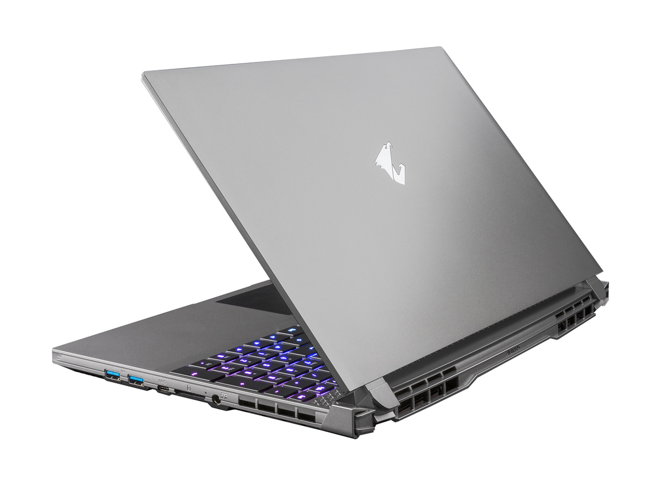 "Alt View Zoom 12. GIGABYTE - 15.6"" FHD Gaming Laptop - Intel Core i7 - 16GB Memory - NVIDIA GeForce RTX 2060 - 512GB SSD."