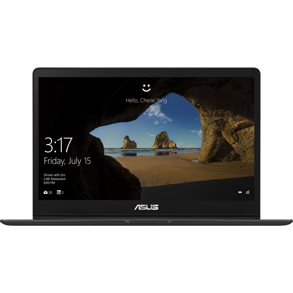 """Alt View Zoom 13. ASUS - 13.3"""" Laptop - Intel Core i7 - 8GB Memory - 512GB Solid State Drive - Slate Gray."""