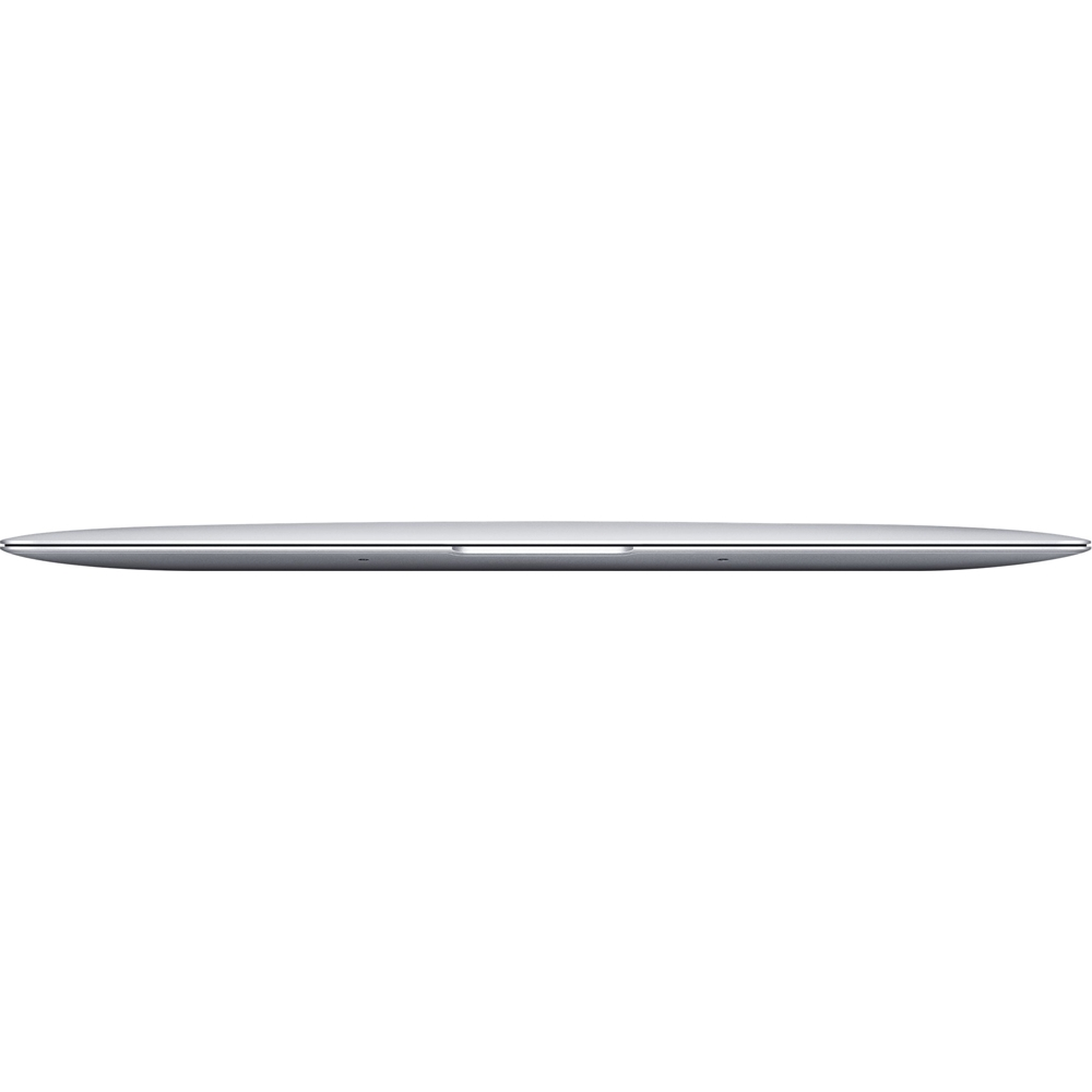 "Alt View Zoom 11. Apple - MacBook Air 13.3"" Pre-Owned Laptop - Intel Core i5 - 4GB Memory - 256GB Solid State Drive - Silver."