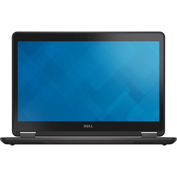 "Dell - Latitude 14"" Laptop - Intel Core i5 - 8GB Memory - 256GB Solid State Drive - Pre-Owned - Black"