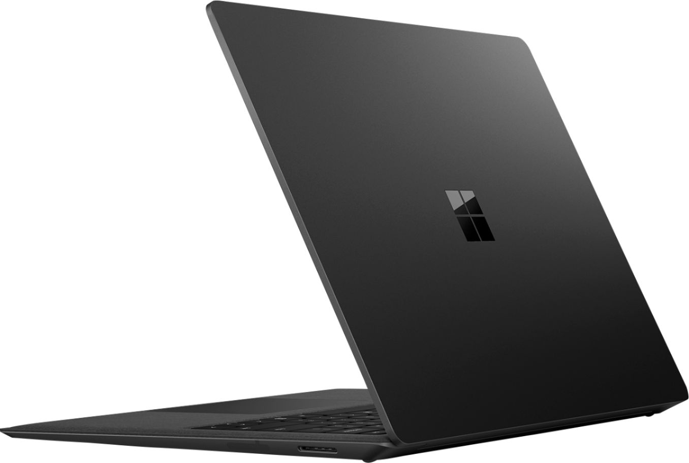 """Alt View Zoom 12. Microsoft - Geek Squad Certified Refurbished Surface Laptop 2 - 13.5"""" Touch Screen - Intel Core i5 - 8GB - 256GB SSD - Black."""