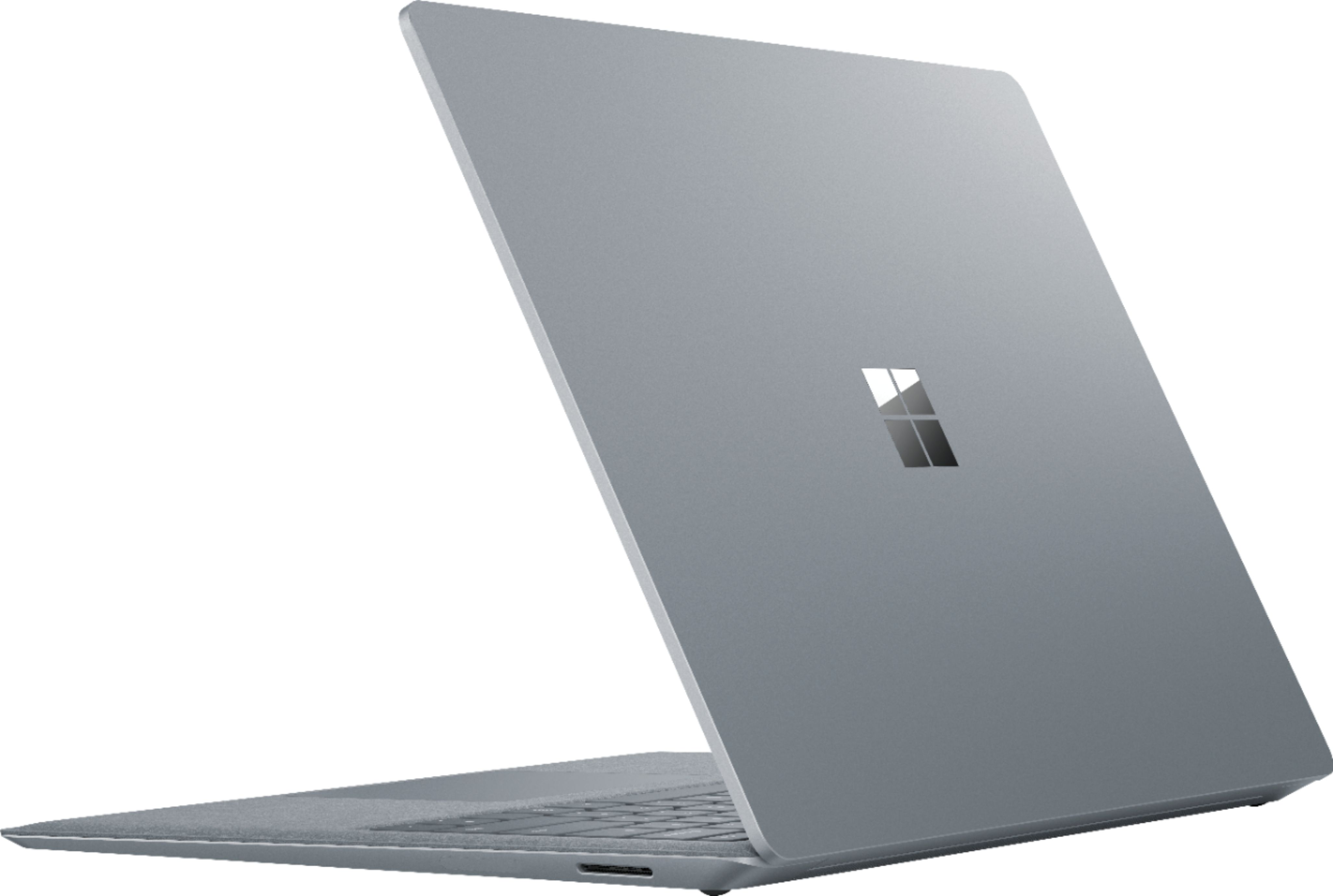 """Alt View Zoom 12. Microsoft - Geek Squad Certified Refurbished Surface Laptop 2 - 13.5"""" Touch Screen - Intel Core i5 - 8GB - 128GB SSD - Platinum."""